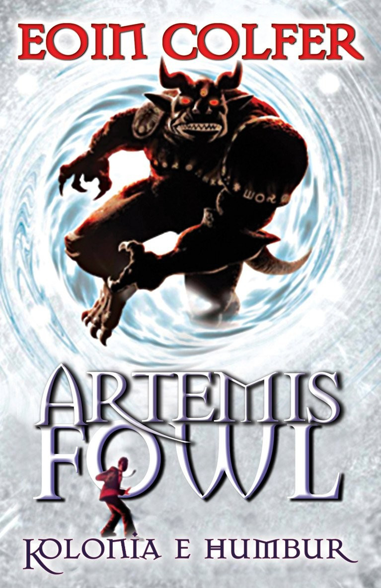 Artemis Fowl 5- Kolonia e humbur