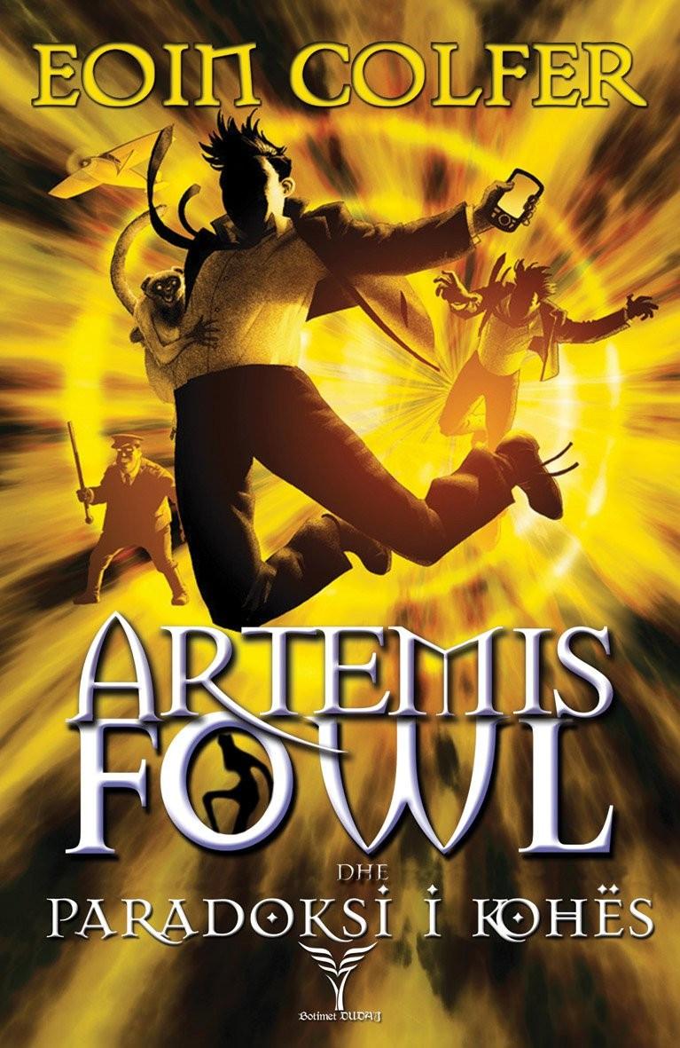 Artemis Fowl 6- Paradoksi i kohes