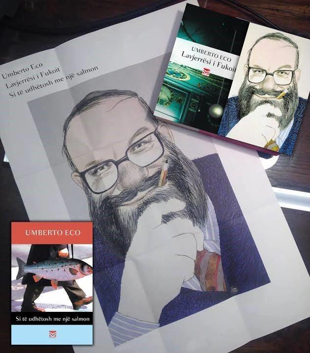 Të udhëtosh me mendjen e Umberto Ecos, set 2 libra