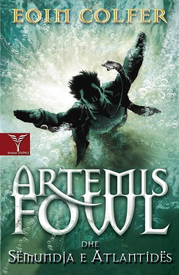 Artemis Fowl 7 - Sëmundja e Atlantidës