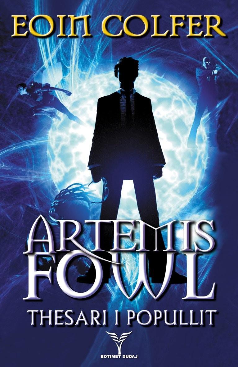 Artemis Fowl 1- Thesari i Popullit