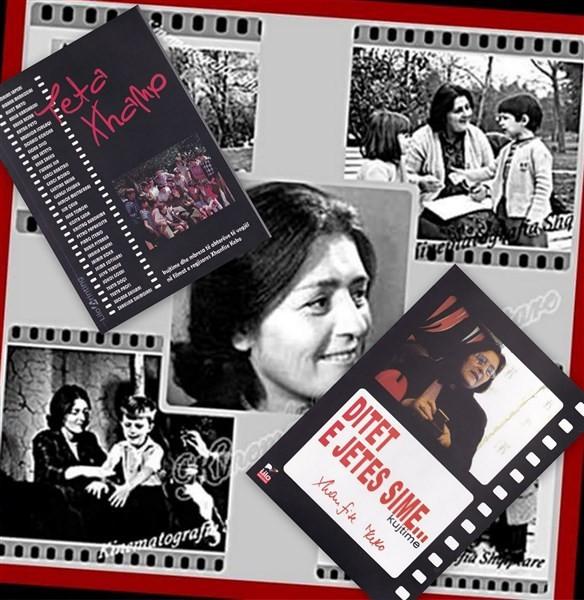 Xhanfise Keko: Sipas saj dhe 33 aktorëve të vegjël - Set 2 libra