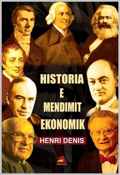 Historia e mendimit ekonomik