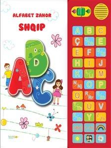 Alfabet Zanor Shqip