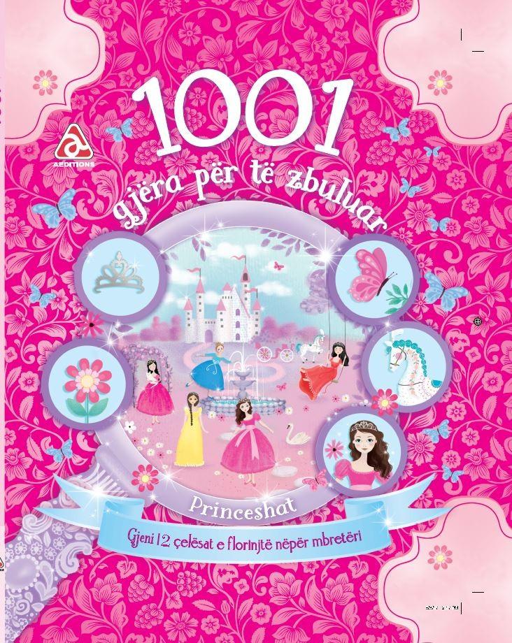 1001 gjëra për të zbuluar - Princeshat