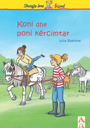 Koni dhe poni kërcimtar
