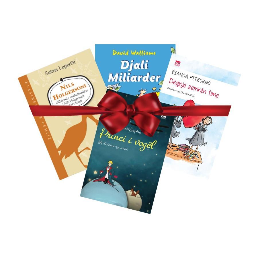 Pako librash dhuratë për fëmijë III – botimet e 2017-ës