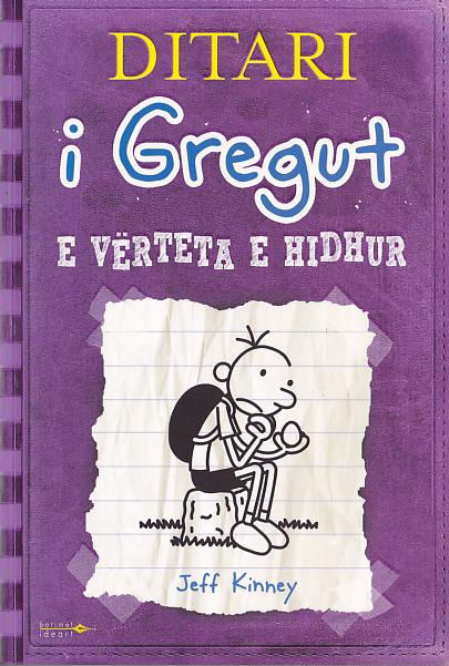Ditari i Gregut - E vërteta e hidhur - Vëll 5 - Bukinist