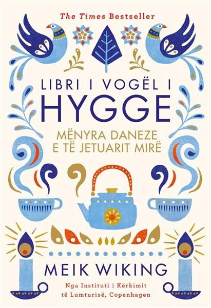 Libri i vogël i HYGGE