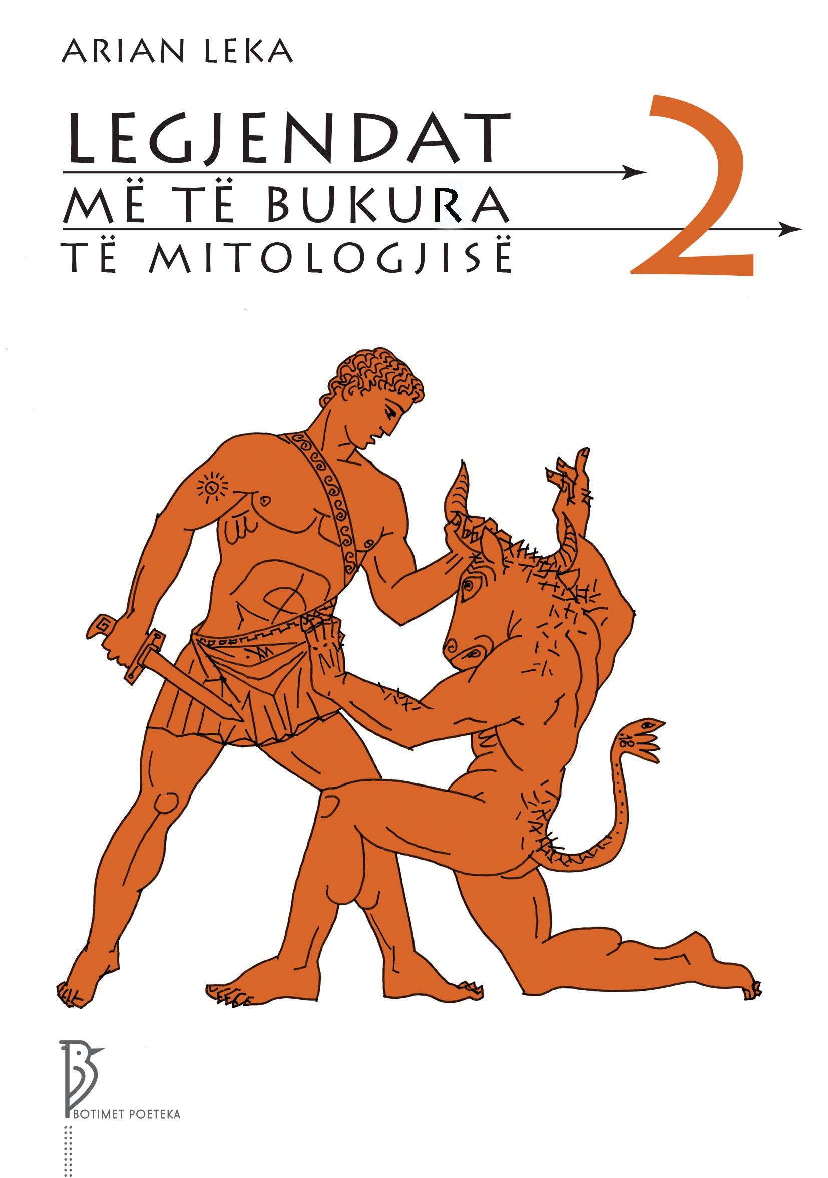 Legjendat më të bukura të mitologjisë – Volumi 2