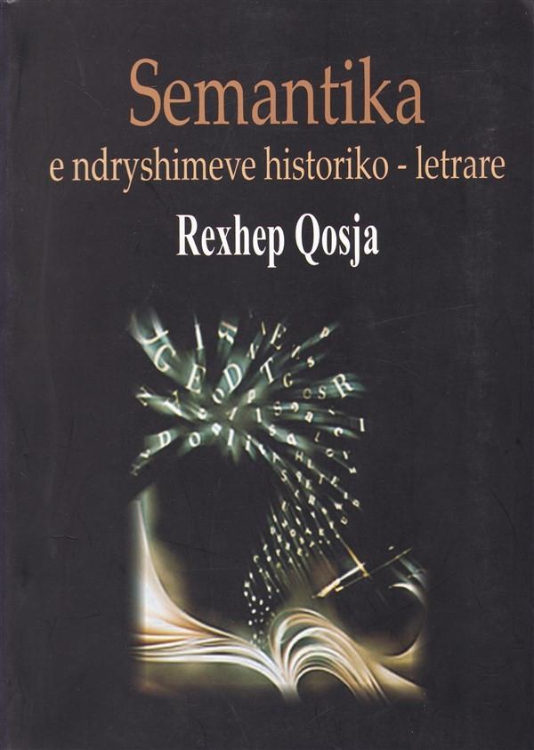 Semantika e ndryshimeve historiko - letrare