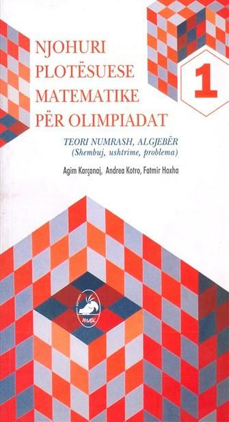 Njohuri plotësuese matematikë për olimpiadat 1