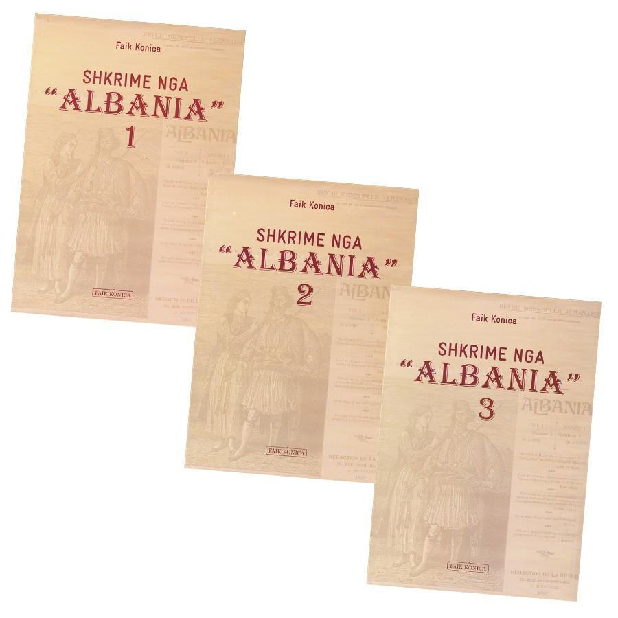 """Shkrime nga """"Albania"""" 1-3"""