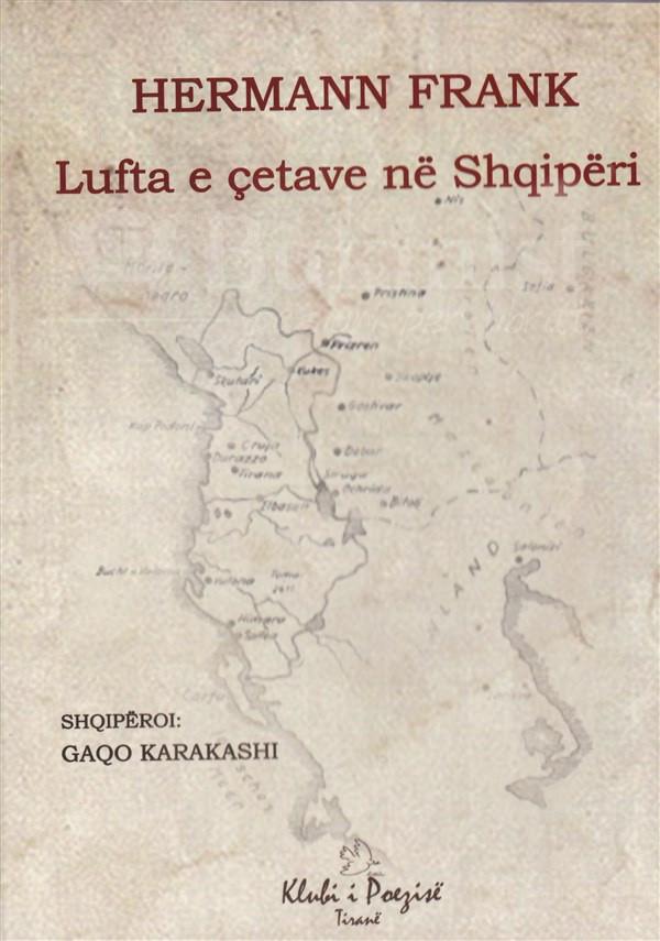 Lufta e çetave në Shqipëri