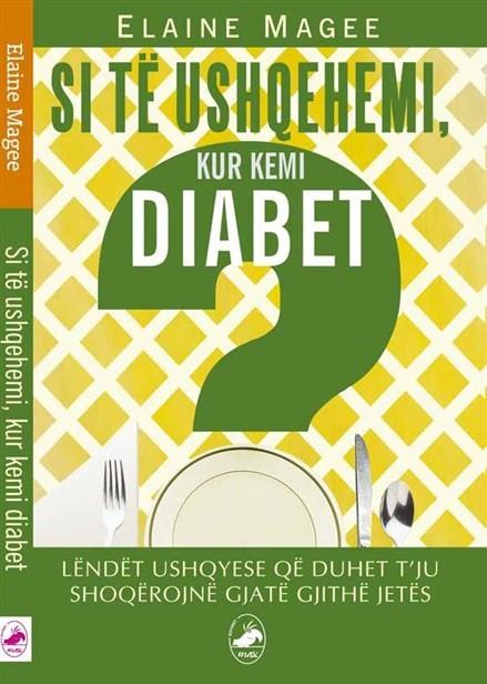 Si të ushqehemi, kur kemi diabet