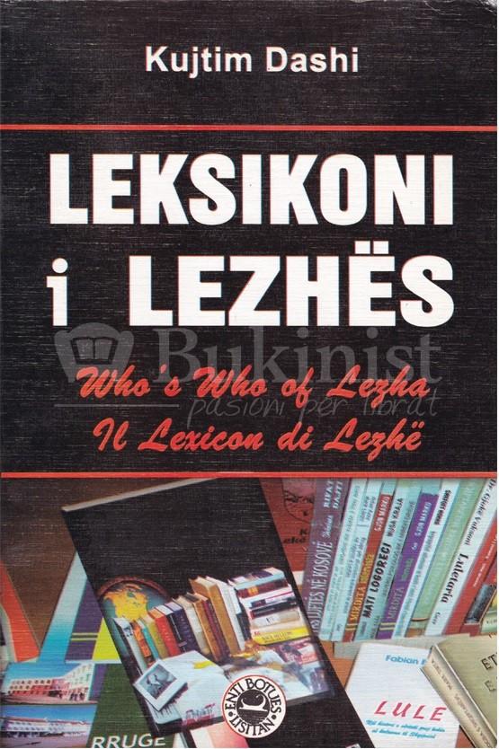 Leksikoni i Lezhës