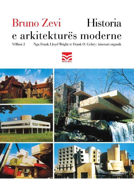 Historia e arkitekturës moderne (Vëll. II)
