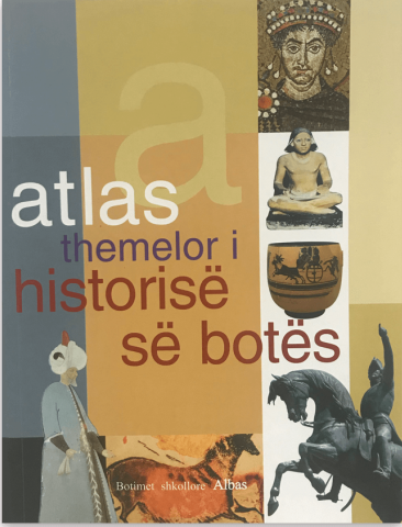 Atlas themelor i historisë së botës