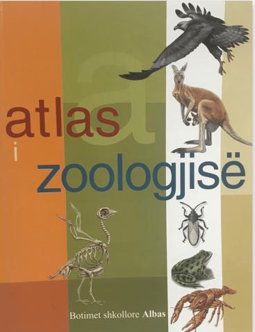 Atlas i zoologjisë