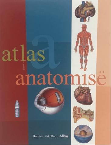 Atlas i anatomisë