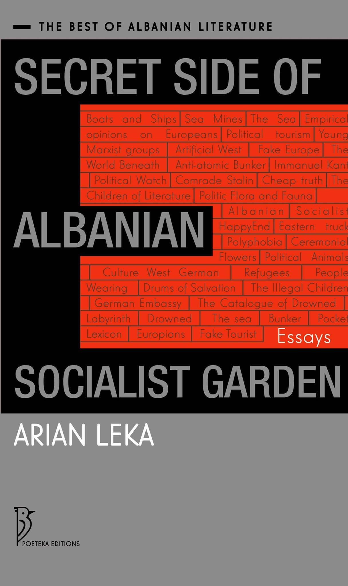 Secret side of Albanian socialist garden