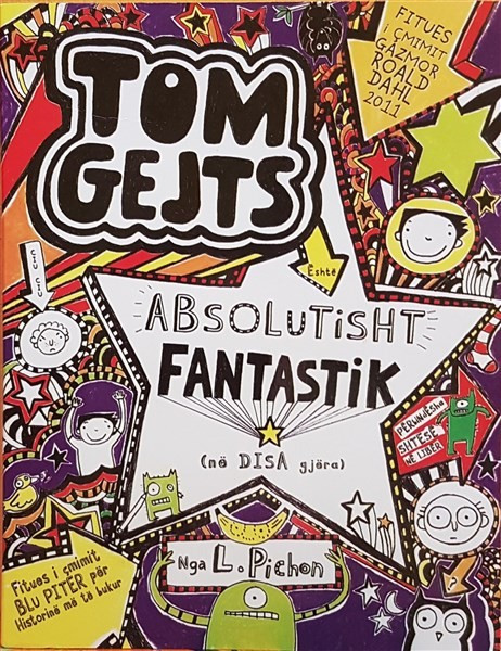 Tom Gejts 5 - Absolutisht fantastik