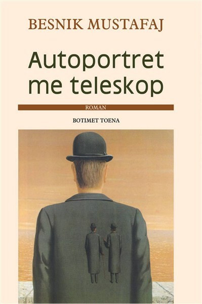 Autoportret me teleskop