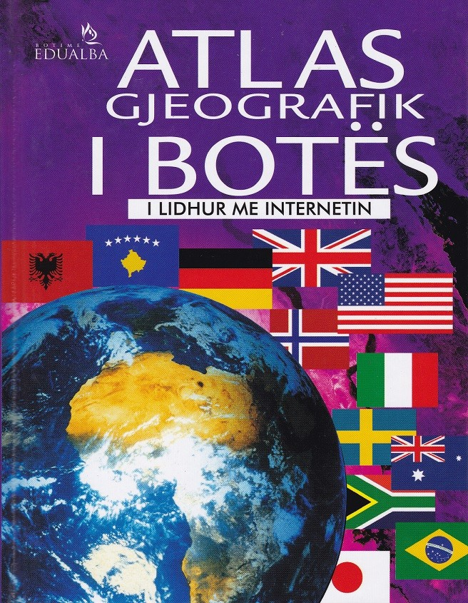 Atlasi Gjeografik i botës (I vogël)
