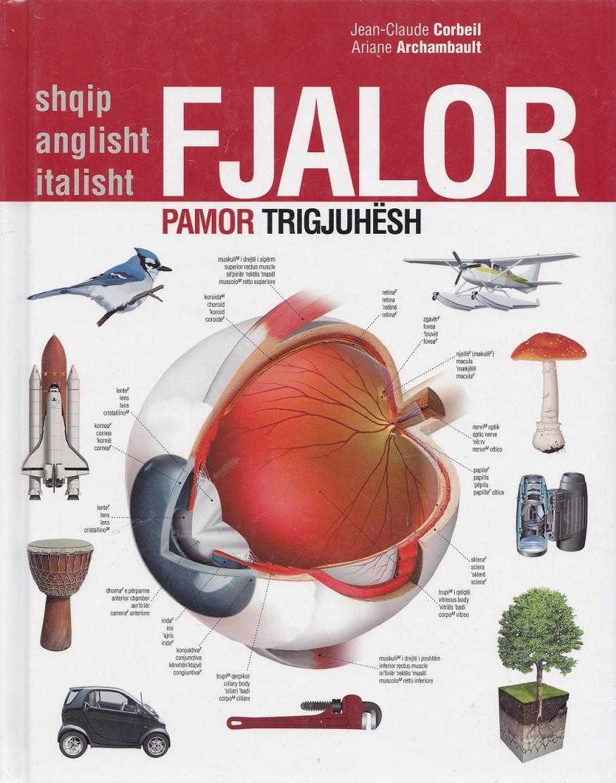 Fjalori Shqip-Anglisht-Italisht