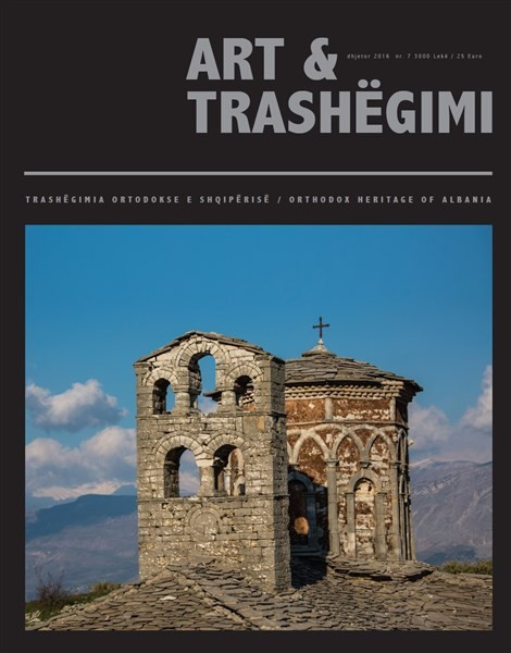 "Art & heritage has just published ""Orthodox Heritage of Albania""!"