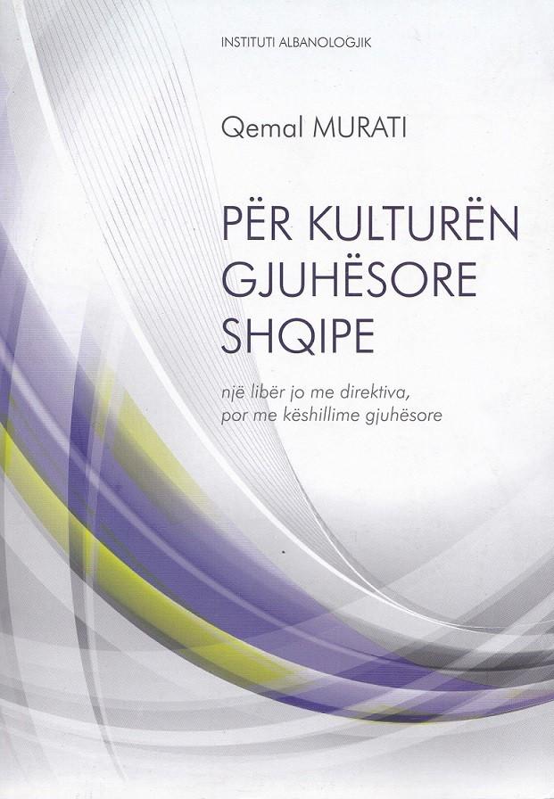 Për kulturën gjuhësore shqipe