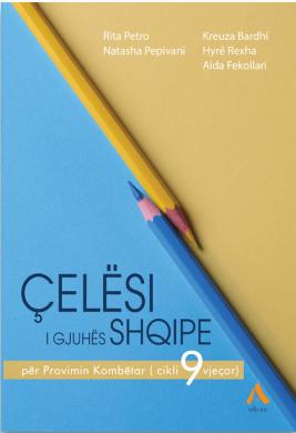 Çelësi i gjuhës shqipe për Provimin Kombëtar (cikli 9-vjeçar)