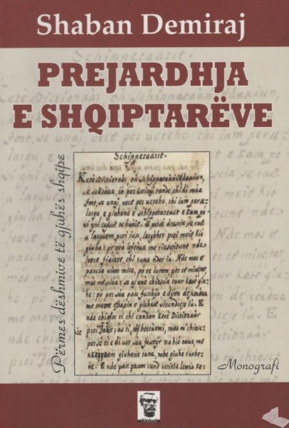 Prejardhja e shqiptarëve