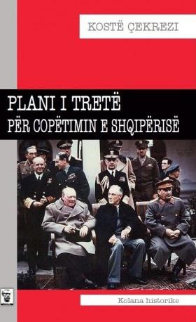 Plani i tretë për copëtimin e Shqipërisë