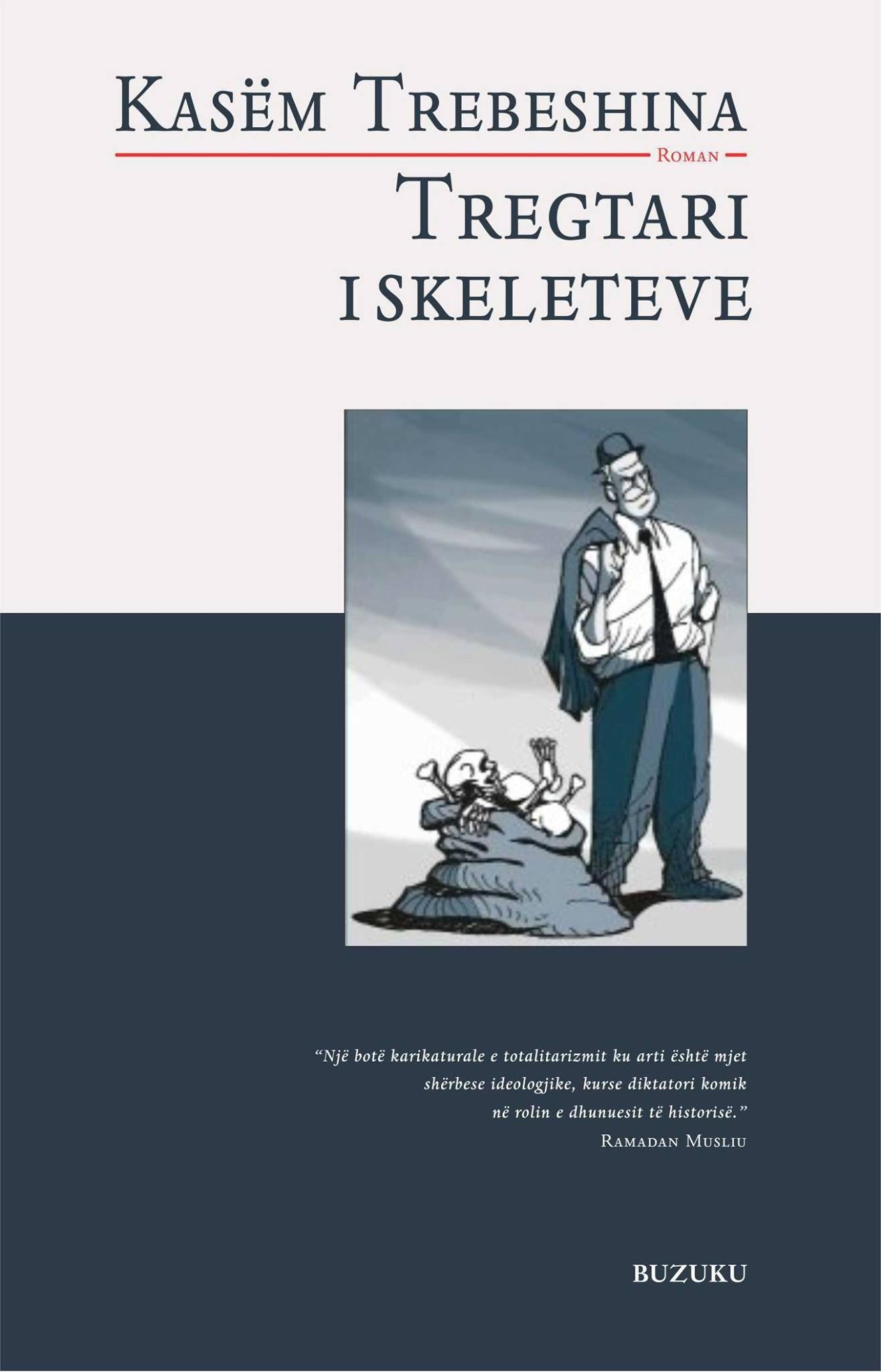 Tregtari i skeleteve