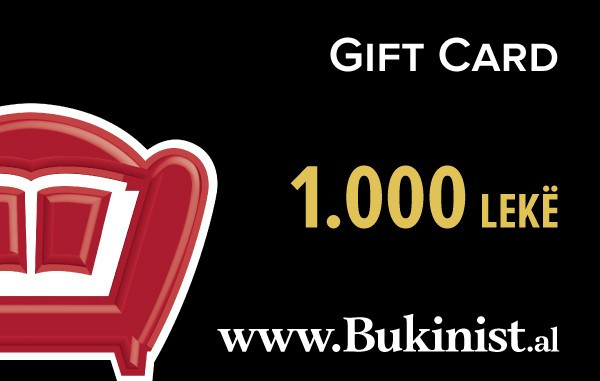 Gift CARD – 1000 lekë