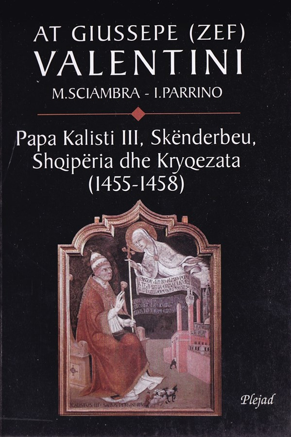 Papa kalisti III, Skënderbeu, Kryqezata dhe Shqipëria