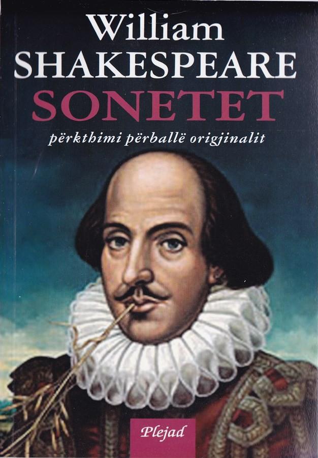 Sonetet, përkthimi përballë origjinalit