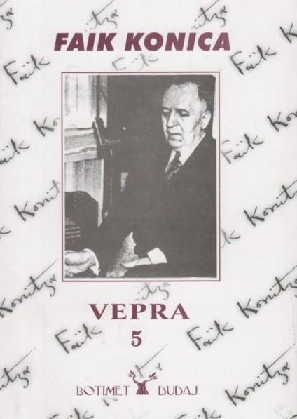 Faik Konica - Vepra 5