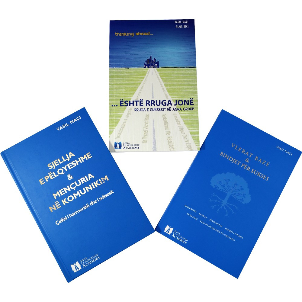 Set 3 libra, - një model suksesi sipas një biznesi