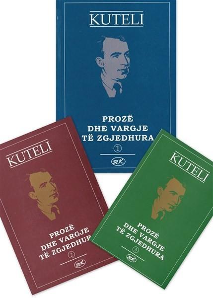 Set, 3 libra, Kuteli në prozën e shkurtër dhe poezi