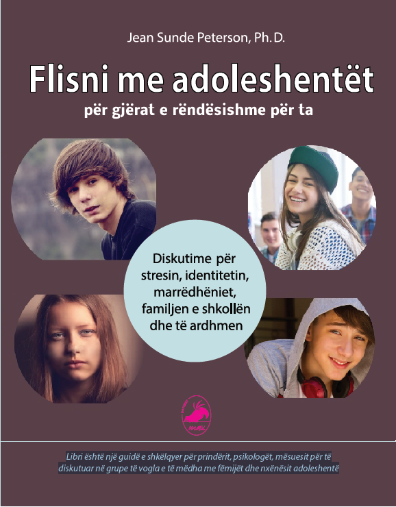 Flisni me adoleshentët për gjërat e rëndësishme për ta