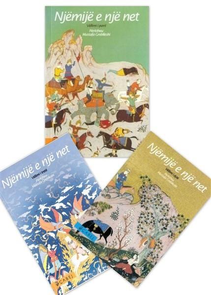 Set 3 libra, Njëmijë e një net, magjia në shtëpinë tuaj