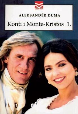 Konti i Monte Kristos, - vëll. 1