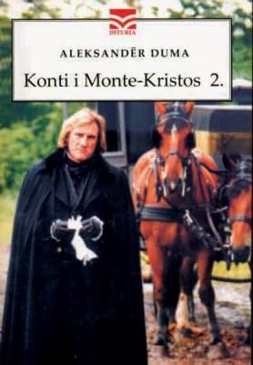Konti i Monte Kristos, - vëll. 2