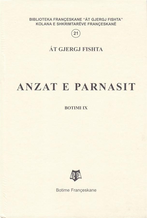Anzat e Parnasit