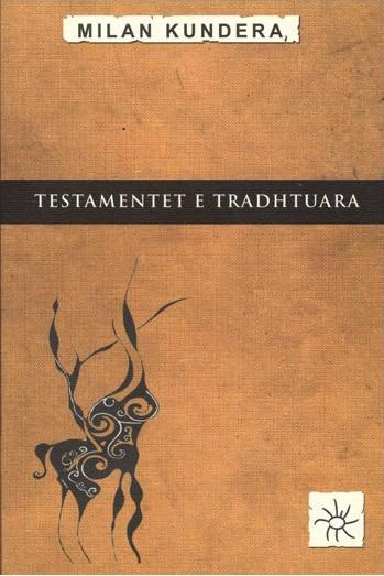 Testamentet e tradhtuara