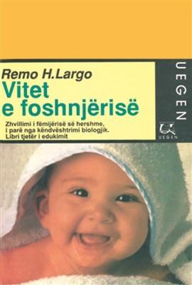 Vitet e foshnjërisë