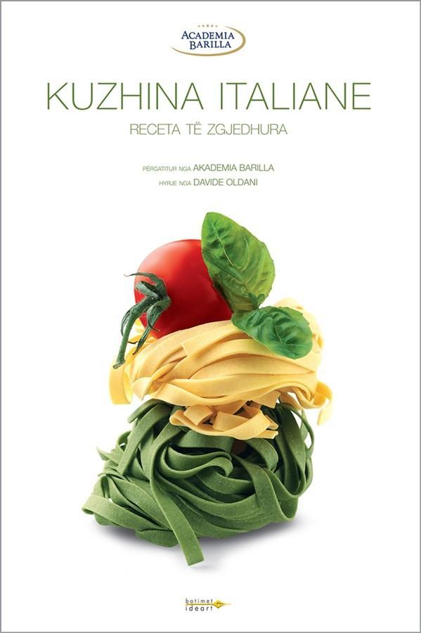 """Kuzhina Italine """"Receta të zgjedhura"""""""