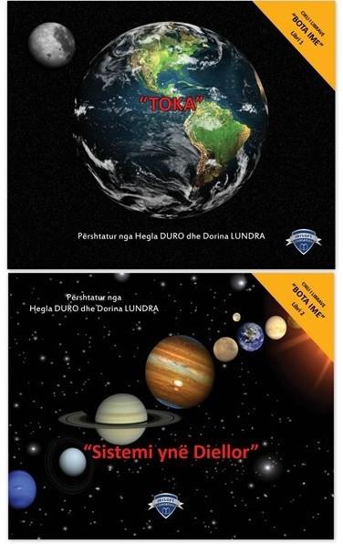 Set me 2 libra: Bota ime/Toka dhe Sistemi diellor